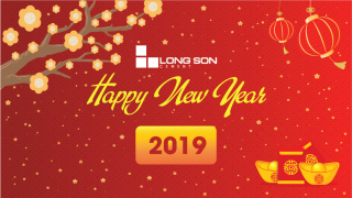 Long Son Cement Plant – warmest season greetings for  2019.
