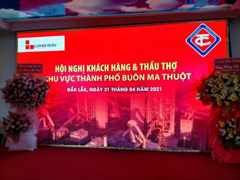 Long Son Cement – Conference for customers and contractors of Buon Ma Thuot city