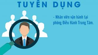 Nhà máy Xi măng Long Sơn tuyển dụng Nhân viên vận hành – phòng Điều hành trung tâm đến hết 05.04.2017