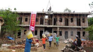 Phóng sự: Công trình sử dụng Xi măng Long Sơn tại Bắc Ninh