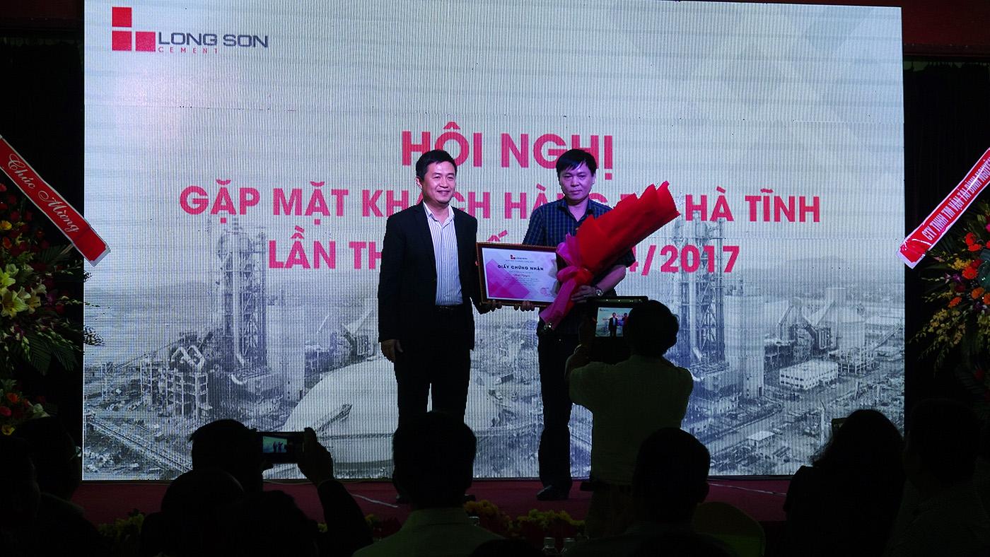 Hội nghị gặp mặt khách hàng tại Hà Tĩnh lần thứ nhất – 22/04/2017
