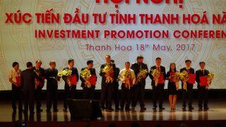Hội nghị xúc tiến đầu tư tỉnh Thanh Hóa 18/05/2017