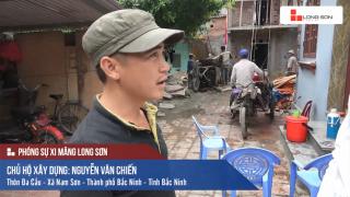 Phóng sự: Công trình sử dụng Xi măng Long Sơn tại Bắc Ninh 19/06/2017