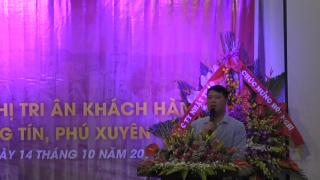 Hội nghị tri ân khách hàng tại Thường Tín, Phú Xuyên – Hà Nội.
