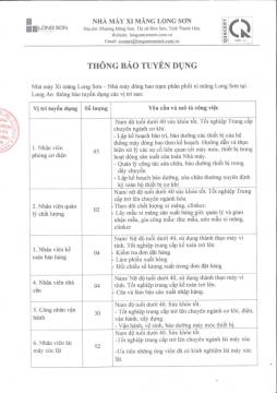 THONG BAO TUYEN DUNG LONG AN_001
