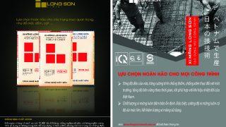 Xi măng Long Sơn lựa chọn hoàn hảo cho các hạng mục quan trọng như: đổ mái, dầm, cột…