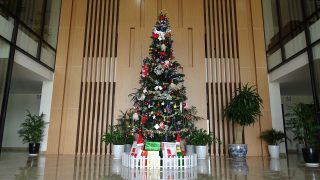 Nhà máy Xi măng Long Sơn gửi lời Chúc mừng Giáng Sinh và năm mới tới toàn thể Quý Khách hàng.