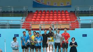 Công ty Xi măng Long Sơn tham gia Đại hội Thể dục thể thao Thị xã Bỉm Sơn lần thứ VIII.