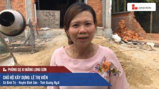 Phóng sự công trình đổ mái, dầm, cột sử dụng Xi măng Long Sơn tại Quảng Ngãi 17.06.2018