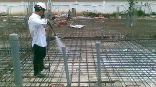 Cách bảo dưỡng bê tông đúng kỹ thuật