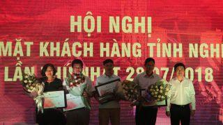 Công ty Xi măng Long Sơn – Tổ chức hội nghị gặp mặt Khách hàng tỉnh Nghệ An lần thứ I.