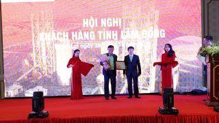 Công ty Xi măng Long Sơn – Tổ chức Hội nghị gặp mặt khách hàng tỉnh Lâm Đồng.