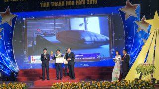 Xi măng Long Sơn – Sản phẩm, hàng hóa tiêu biểu tỉnh Thanh Hóa 2018.