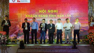 Công ty Xi măng Long Sơn tổ chức Hội nghị Khách hàng tỉnh Đắk Lắk 2018