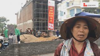 Phóng sự công trình sử dụng Xi măng Long Sơn tại Bắc Ninh 10.11.2018