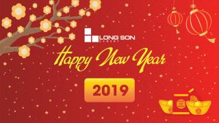 Công ty Xi măng Long Sơn – Chúc mừng năm mới 2019.