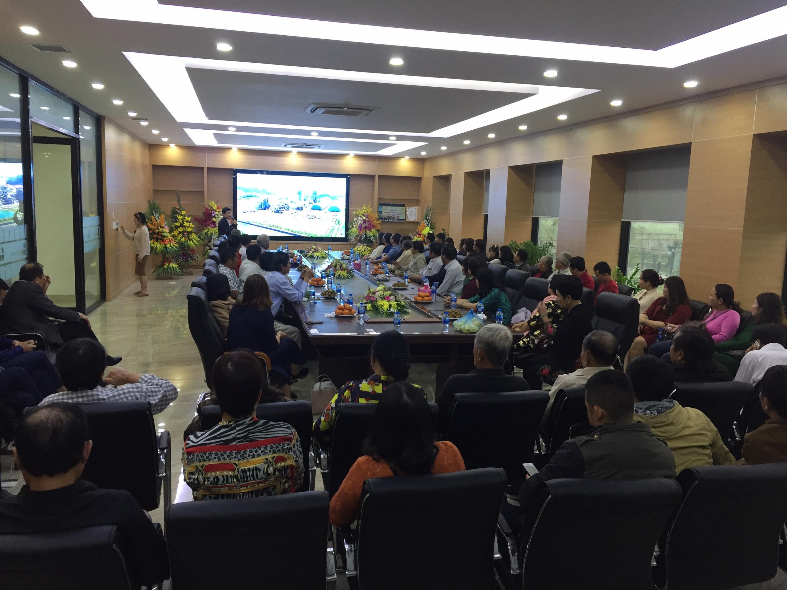 Xi măng Long Sơn đón Khách Hàng tiêu biểu tỉnh Khánh Hòa tham quan Công ty.