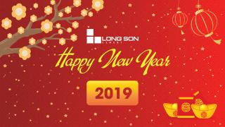 Xi măng Long Sơn – Chúc Tết Kỷ Hợi 2019.