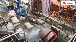 Phóng sự công trình sử dụng Xi măng Long Sơn tại Đà Nẵng 11.03.2019
