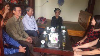 Công ty Xi măng Long Sơn nhận phụng dưỡng Bà mẹ Việt Nam Anh Hùng.
