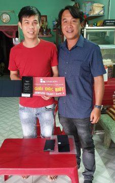 """Xi măng Long Sơn – Trao thưởng Giải đặc biệt chương trình """"Like, chia sẻ, nhận thẻ cùng Xi măng Long Sơn"""""""