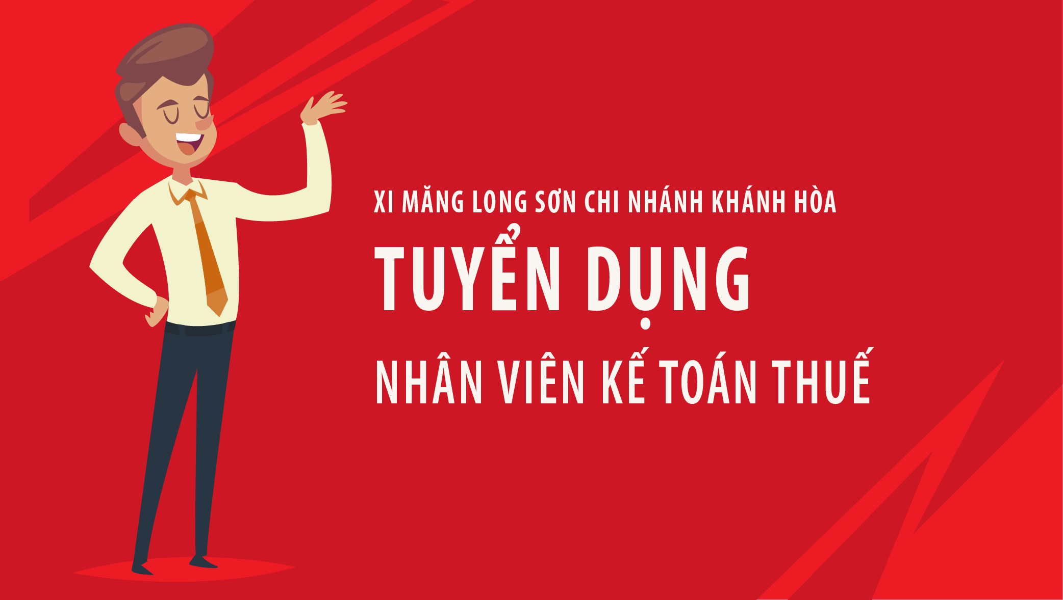 Nhà máy đóng bao Xi măng Long Sơn tại Khánh Hòa – Tuyển dụng Nhân viên kế toán thuế