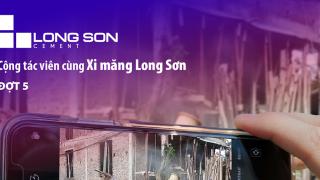 Kết quả chương trình quay số trúng thưởng cộng tác viên cùng Xi Măng Long Sơn đợt 5