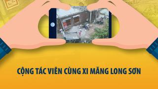 Chương trình quay số trúng thưởng cộng tác viên cùng Xi Măng Long Sơn quý 3 đợt 2