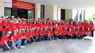 Xi măng Long Sơn – Chào mừng Quý Khách hàng tỉnh Khánh Hòa về tham quan Công ty.