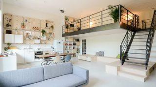 Những mẫu gác lửng tuyệt đẹp phù hợp cho ngôi nhà có diện tích nhỏ