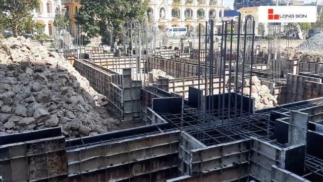 Phóng sự công trình sử dụng Xi măng Long Sơn tại Nam Định 05.12.2019