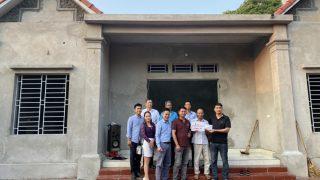 Công ty Xi măng Long Sơn – Khánh thành bàn giao Nhà tình thương đón tết Canh Tý 2020