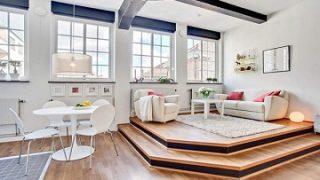 Bí kíp phân chia không gian hiệu quả cho nhà nhỏ bằng nội thất