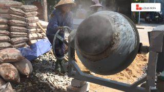 Phóng sự công trình sử dụng Xi măng Long Sơn tại Đà Nẵng 11.07.2020