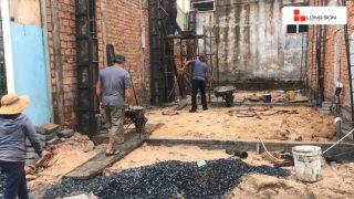 Phóng sự công trình sử dụng Xi măng Long Sơn tại Đà Nẵng 09.07.2020