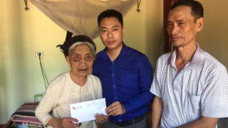Công ty Xi măng Long Sơn – Thăm hỏi và tặng quà mẹ Việt Nam Anh hùng năm 2020.