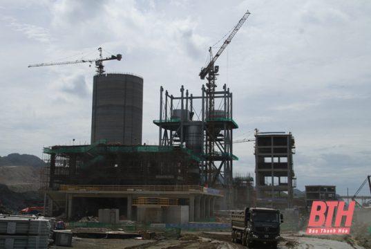 Nhà máy Xi măng Long Sơn đẩy mạnh sản xuất, tiêu thụ sản phẩm, xây dựng dây chuyền 3