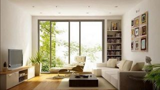 Tầm quan trọng của ánh sáng tự nhiên trong không gian căn nhà.