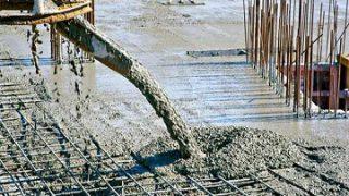 Kinh nghiệm đổ bê tông tươi trời nắng nóng để không xảy ra hiện tượng nứt bề mặt.