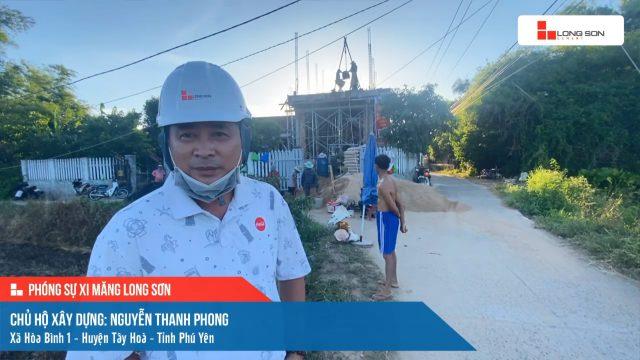 Phóng sự công trình sử dụng Xi măng Long Sơn tại Phú Yên 09.05.2021