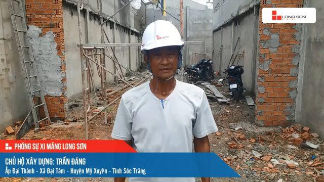 Phóng sự công trình sử dụng Xi măng Long Sơn tại Sóc Trăng 08.05.2021