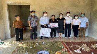 Công ty Xi măng Long Sơn – Trao tặng Nhà tình nghĩa tại Thị Trấn Lang Chánh, huyện Lang Chánh, tỉnh Thanh Hóa.