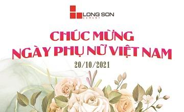 Xi măng Long Sơn – Chúc mừng ngày phụ nữ Việt Nam 20/10