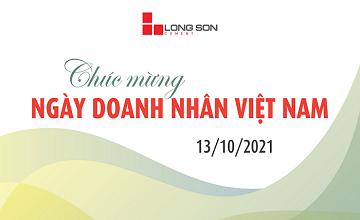 Công ty Xi măng Long Sơn – Chúc mừng ngày doanh nhân Việt Nam 13/10